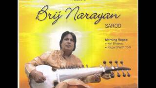 Pt Brij Narayan- Raga Nat Bhairav