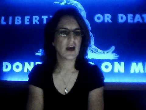 Jenn Coffey: Knives, Lipstick and Liberty being an activist  - Agora I/O