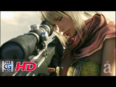 "CGI Animated Trailer HD: ""Nexon Counter Strike Online2 Promo""- by Alfred ImageWorks"