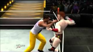 wwe 13 40 man royal rumble