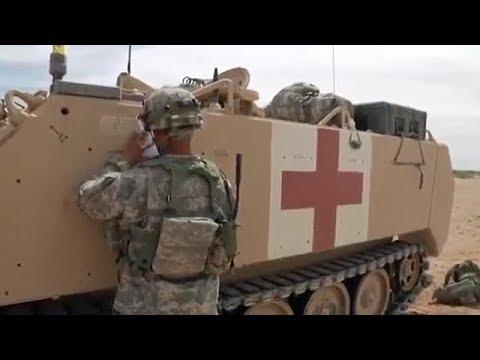 M113 Armored Ambulance