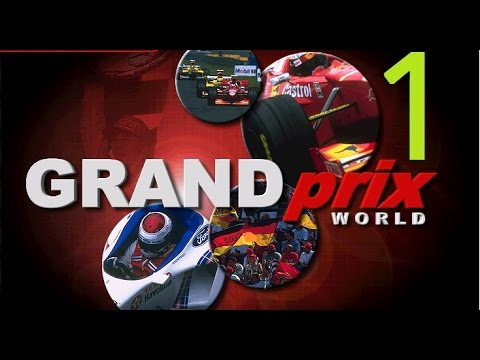 Grand Prix World Ep. 1 : Welcome to Arrows.. and 1998