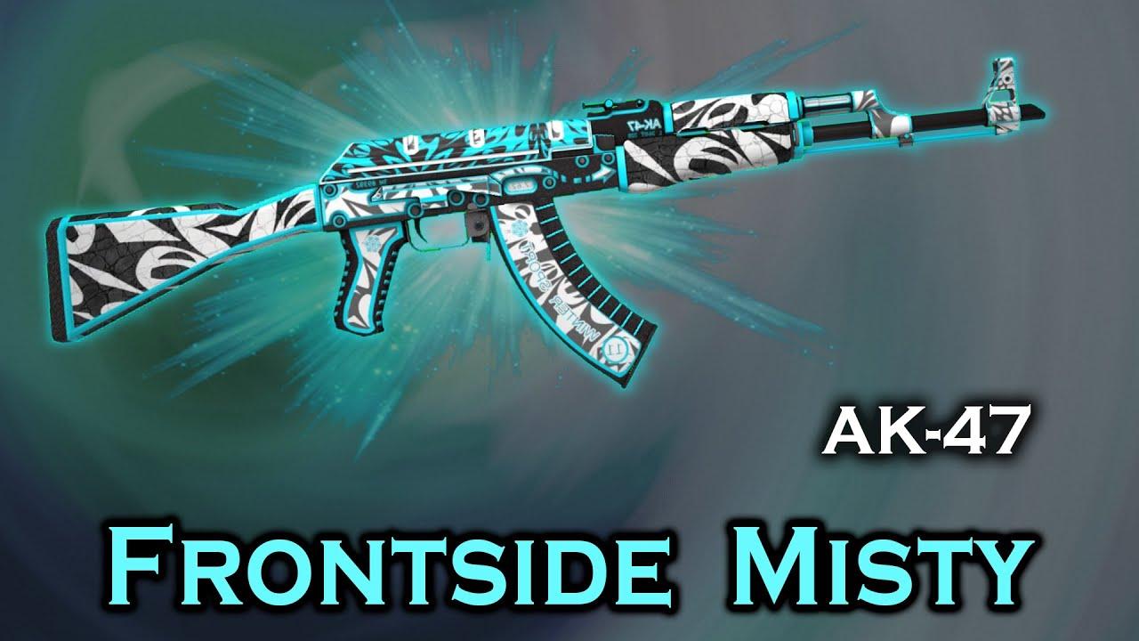 Frontside Misty