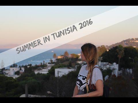 Tunisia Vlog 2016|LaMarwa