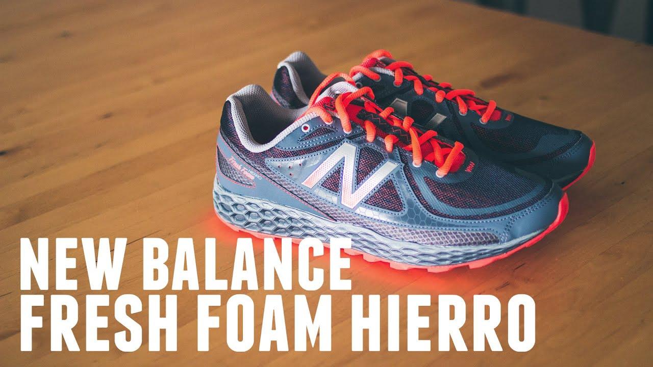 new balance hierro