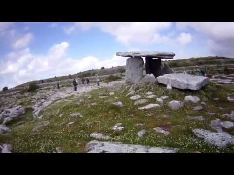 Poulnabrone Dolmen - The Burren, Co Clare