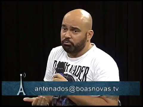 Max Cassin - Programa Antenados na Geral - TV Boas Novas - Tema: Notícias: 23/03/2018