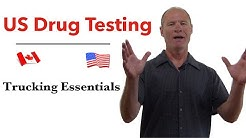 CDL Driver Training and United States Truck Driver Drug Testing