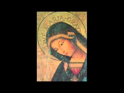 Eduard Kiprsky: Ave Maris Stella  Maria Veretenina soprano, Eduard Kiprsky piano