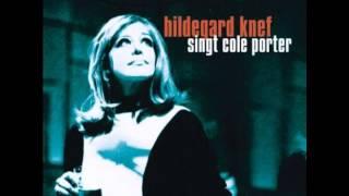 Hildegard Knef - Nichts haut mich um, aber du