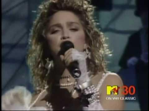 Madonna   Like a Virgin   MTV Video Music Awards