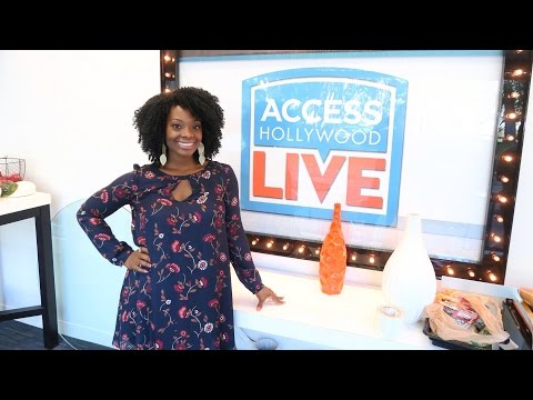 ACCESS HOLLYWOOD LIVE!!