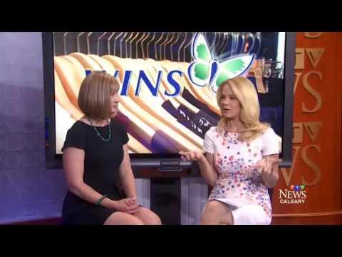 WINS talks June Dresses on CTV News Calgary