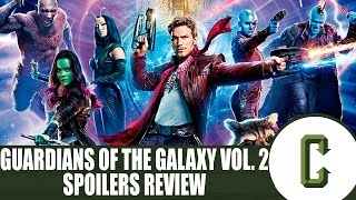 Guardians of the Galaxy Vol. 2 Spoilers Review - Collider Video