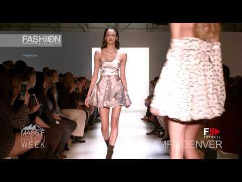 CHELSEA MA Full Show Spring Summer 2018 | Massif Fashion Week Denver - Fashion Channel