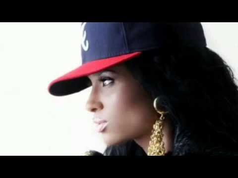 """Ride (feat. Ludacris)"" -Ciara"