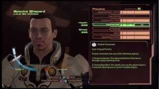 Mass Effect 2 - Best-in-class Infiltrator build
