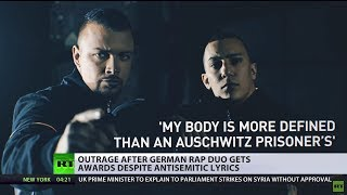 Nothing sacred? German rappers win top music award despite anti-Semitic lyrics