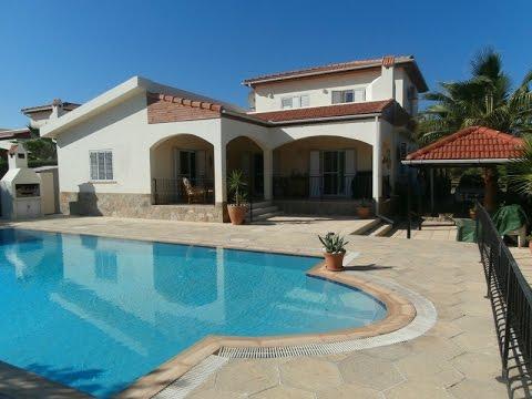 STUNNING 4 BED 3 BATH VILLA WITH PRIVATE POOL & GARDENSKARSIYAKA, KYRENIA£149,950REF NUMBER HP