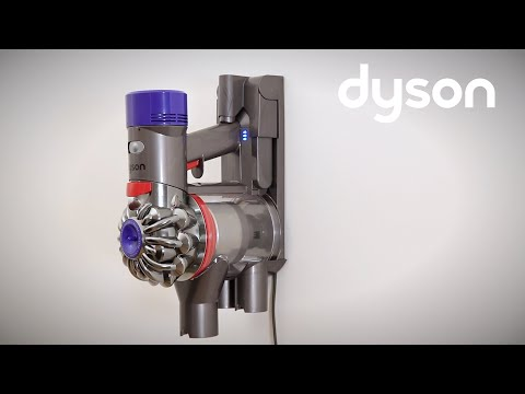 Dyson V8 cord-free vacuums - Getting started (US)
