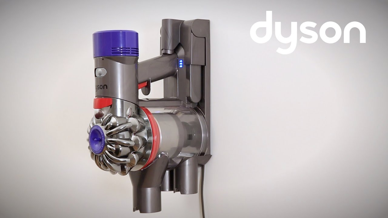 Dyson V8 Cord Free Vacuums Getting Started Us Youtube