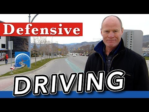 Defensive Driving & Ask Me About Passing a Road Test, or CDL Jobs
