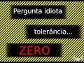 AS PERGUNTAS MAIS IDIOTAS E SEM NOÇÃO #2