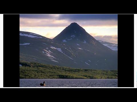 Kronjuveler i norr  - Norrbottens åtta nationalparker