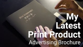 Showcasing Our Print Media Technologies Advertising Brochure