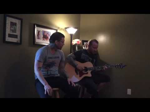 Shinedown at my house - Sound of madness vid# 2