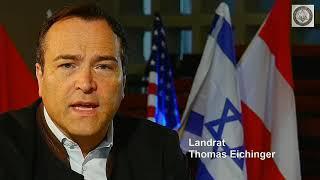 24h Aktion: Text Landrat Thomas Eichinger