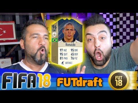 KADRO KURMA CHALLENGE! | FIFA 18 FUT DRAFT