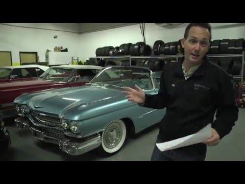 Selling Classic Cars!