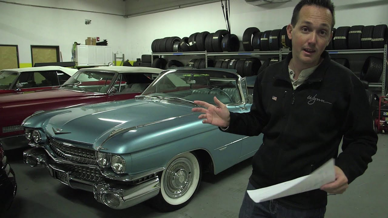 Selling Classic Cars! - YouTube
