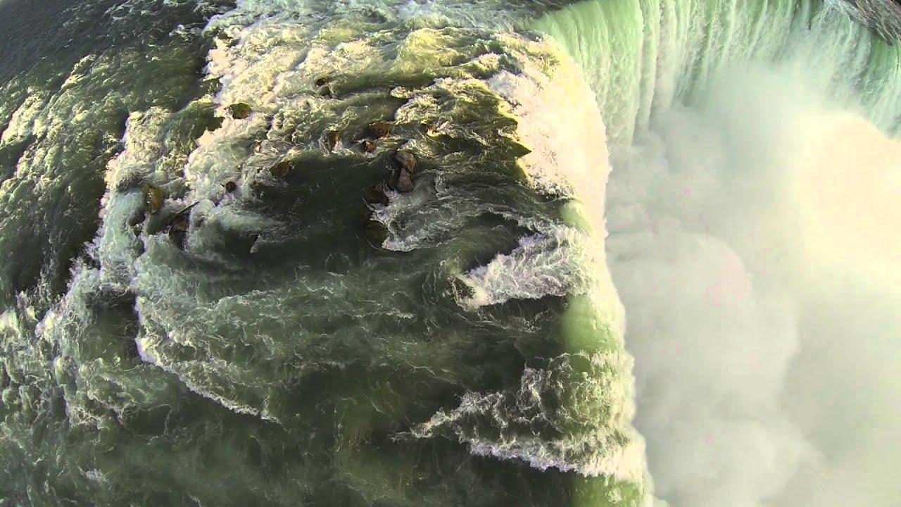 Niagara Falls Waterfall Wallpaper Dji Phantom Niagara Falls Youtube