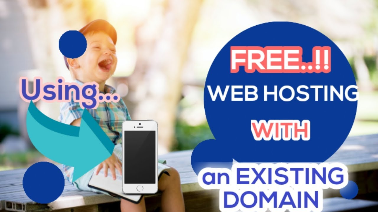 How to Host a Website For Free , Using a PHONE.