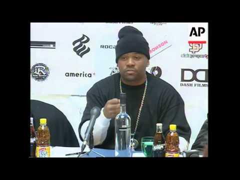 Hip Hop Producer Damon Dash Denies Rape Claims