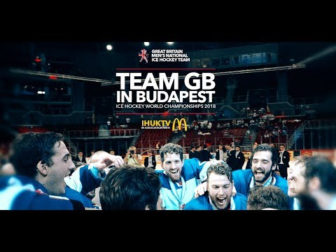 IHUKTV - Team GB in Budapest - Hungary v Great Britain - Highlights