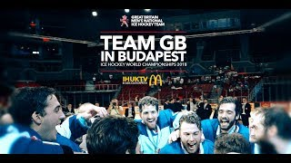 IHUKTV - Team GB in Budapest - Hungary v Great Britain - Highlights