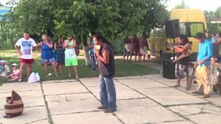 """уличные музыканты,""""Одинокий пастух"""" играют на бамбуке!"""