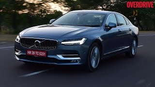 Volvo S90 D4 - First Drive Review (India)