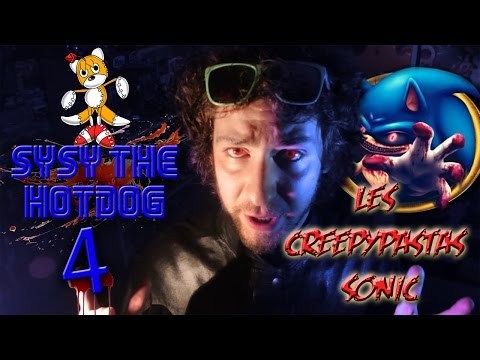 SYSY THE HOTDOG - LES CREEPYPASTAS SONIC! Sonic.exe, Sonic Dreams Collection, Tails Doll...