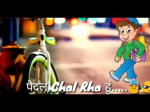 Paidal Chal Raha Hoon  & Mr And Mrs Khiladi || WhatsApp Status 30 Second Video |- Hart Touch Song --