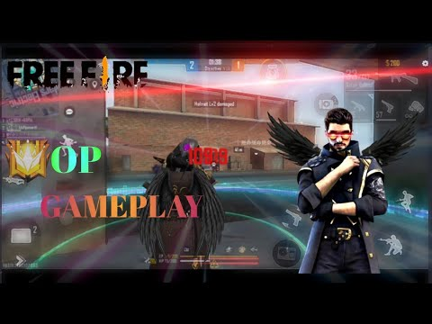 free fire clash squad op gameplay//HB GAMER