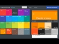 Material Design Colors Palette