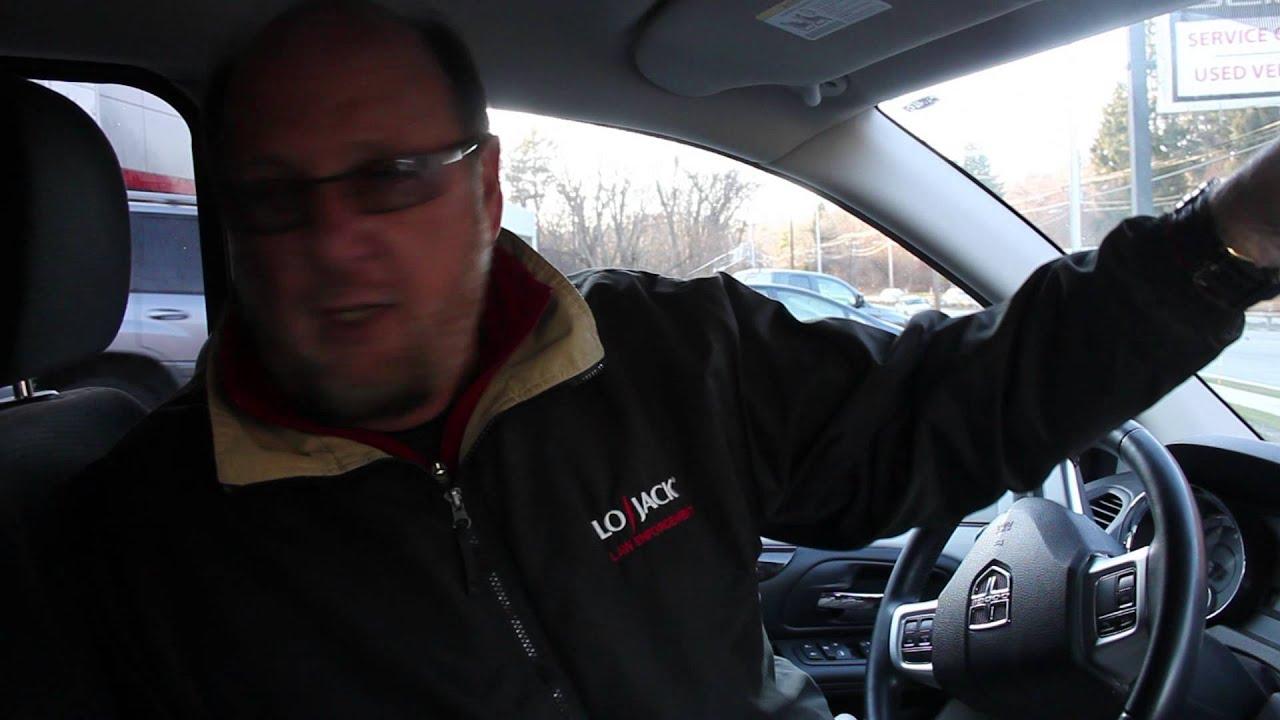 Wellesley Toyota Lojack In Action Youtube