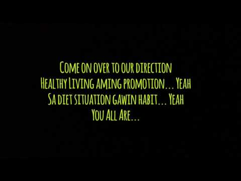 Bes Pa Prito (Despacito) | Healthy Diet Gawing Habit For Life Version | For your Nutri-Jingle 2017.
