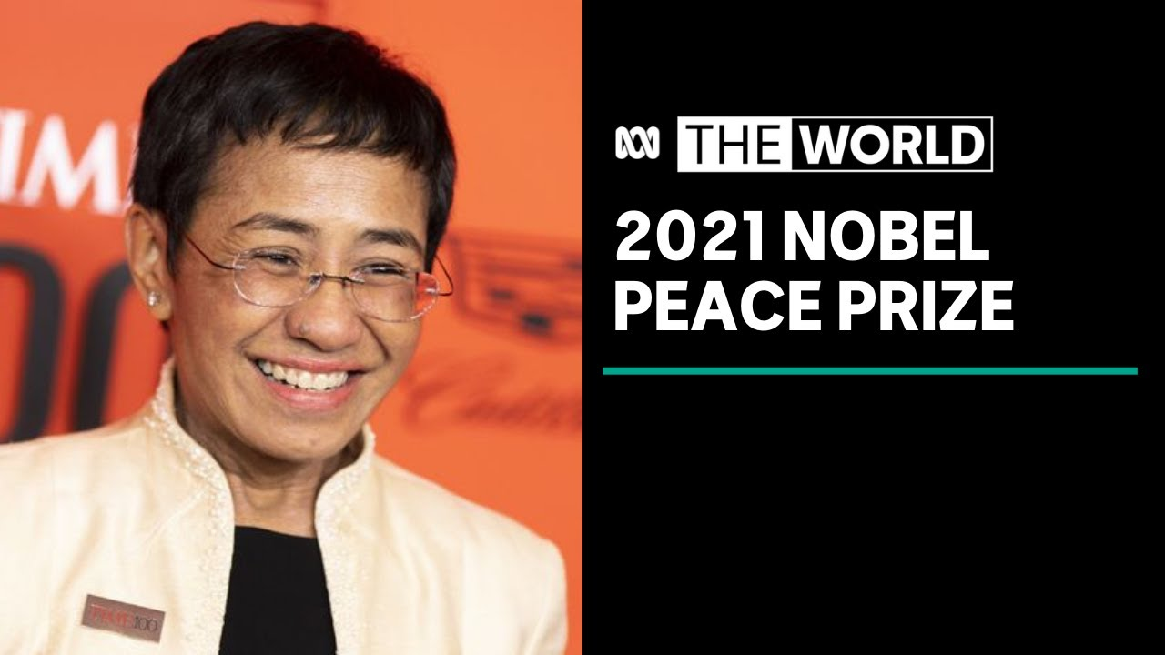 Nobel Peace Prize awarded to journalist Maria Ressa for efforts to ...