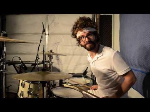 Born Ruffians - Hummingbird (Drum Cover)