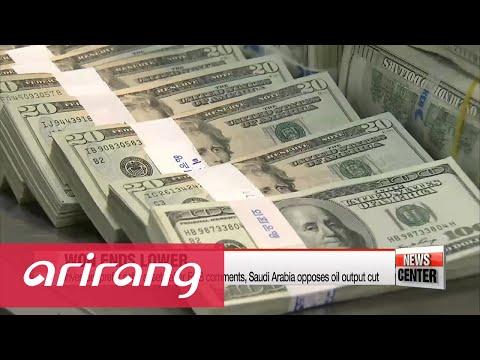 Korea won closes at near 6-year low against U.S. dollar